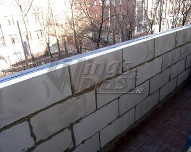 Остекление балконов и лоджий. окна пвх вингс-пласт - фотогал.